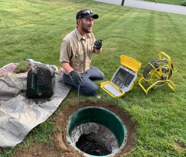 Septic Designs of NH Septic Systems Pipe and Stone
